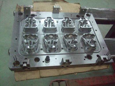Otomotiv Kauçuk Kalıpları / G12